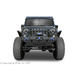 "FORTEC4x4 - ""BACK THE BLUE"" Edition"