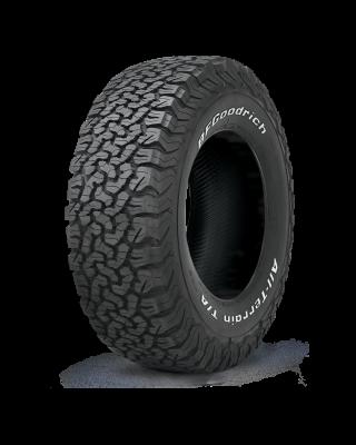 BFGOODRICH All Terrain T/A KO2 Tire 37x12.50R17LT - 35666
