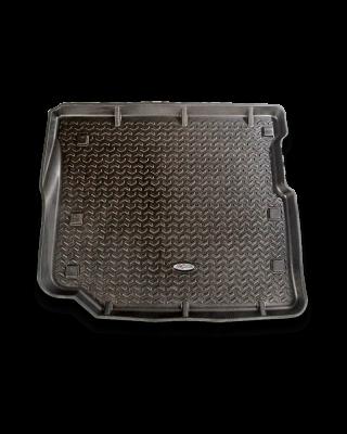 FORTEC Custom Molded Cargo Floor Liner by RUGGED RIDGE for 18-19 Jeep Wrangler JL Unlimited 4-Door - 12975.49