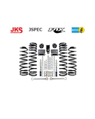 "FORTEC Shop 2.5"" Suspension System for 07-18 Jeep Wrangler JK & JK Unlimited"