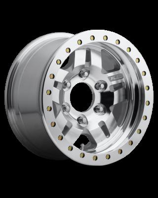 "FUEL D116 ""ANZA"" BEADLOCK Wheel 17x9 in Machined for 07-up Jeep Wrangler JK, JL & JT Gladiator - D11617907545"