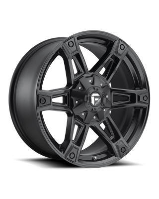 "FUEL D624 ""DAKAR"" Wheel 20x9 in Gloss Black for 07-up Jeep Wrangler JK, JL & JT Gladiator - D62420902650"