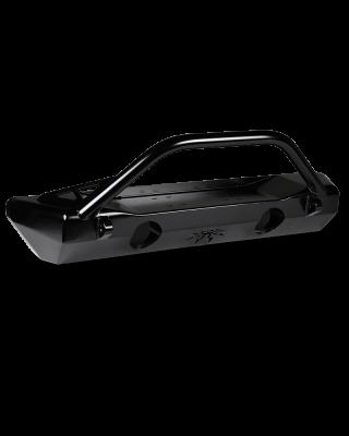 """POISON SPYDER """"CRAWLER"""" Front Bumper for 18-up Jeep Wrangler JL,  JL Unlimited & JT Gladiator - 19-58-010DBP1"""