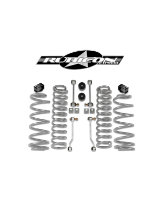 "RUBICON EXPRESS 2.5"" Suspension Lift Kit w/o Shocks for 18-up Jeep Wrangler JL Unlimited (4-Door Only) - JL7141"