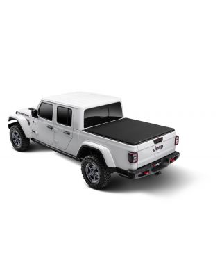 "RUGGED RIDGE ""ARMIS"" Soft Folding Bed Cover for 20-up Jeep Wrangler JT Gladiator - 13550.21"