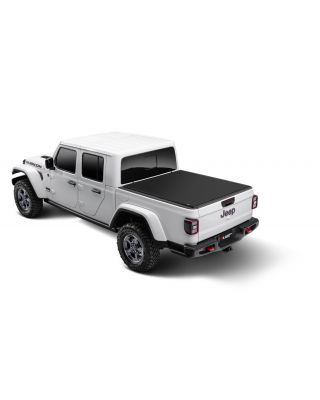 "RUGGED RIDGE ""ARMIS"" Soft Rolling Bed Cover for 20-up Jeep Wrangler JT Gladiator - 13550.22"