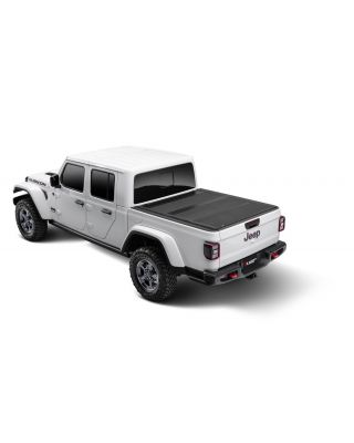 "RUGGED RIDGE ""ARMIS"" Hard Folding Bed Cover for 20-up Jeep Wrangler JT Gladiator - 13550.24"