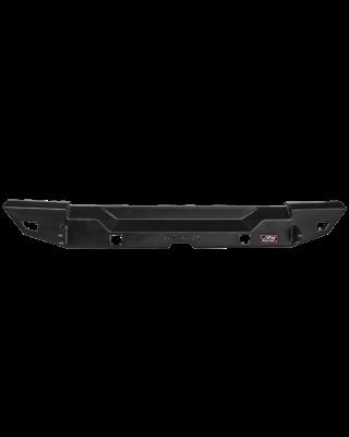 VPR4x4 Mid Width Rear Bumper for 18-up Jeep Wrangler JL & JL Unlimited - VPR-123-JL