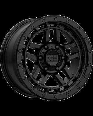 """XD 140 """"RECON"""" Wheel 17x9 in Satin Black for 07-up Jeep Wrangler JK, JL & JT Gladiator - XD14079050712N"""