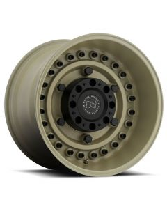 "BLACK RHINO ""ARMORY"" Wheel 20x12 in Satin Desert Sand for 07-up Jeep Wrangler JK, JL & JT Gladiator - 2012ARY-45127D71"